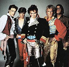 Adam And The Ants - Mile High Club