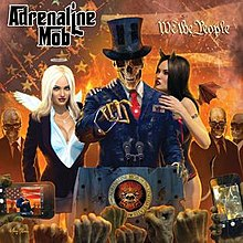 Adrenaline Mob - Stand Up And Shout (Dio)