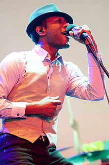 Aloe Blacc - Busking