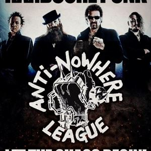 Anti-nowhere League - Streets Of London