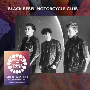 Black Rebel Motorcycle Club - Shuffle Your Feet